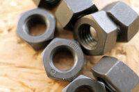 Sechskantmutter DIN 934 Stahl 12.9 ISO 4032
